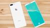В Сети появились изображения iPhone 8 в четырех цветах