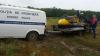 Несколько жителей Кагула переправляли на дельтаплане контрабанду в Румынию