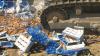 С августа 2015 года Россия уничтожила почти 17 тысяч тонн санкционного продовольствия