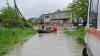 В Приморском крае России из-за сильных дождей затопило несколько населенных пунктов