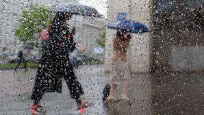 Метеорологи предсказывают, что на Молдову обрушатся дожди с грозами