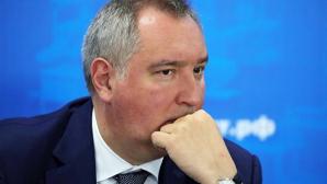 Игорь Додон встретился в Тегеране с российским вице-премьером Дмитрием Рогозиным