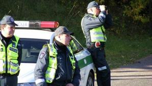Полиция нашла медведя, сбежавшего из кафе в Литве