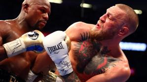 Макгрегор: Рефери должен был позволить уронить меня на ринг