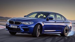 BMW представил 600-сильный седан M5