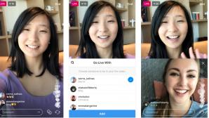 """Instagram тестирует видеотрансляции """"на двоих"""""""