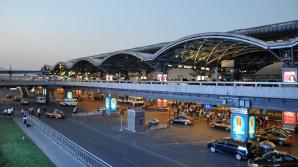 В аэропорту Пекина из-за ливней отменили около 1,2 тысяч рейсов