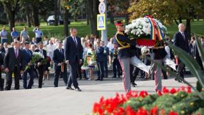 Андриан Канду поздравил Молдову с Днём независимости