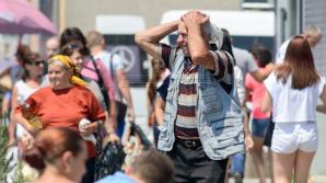 Синоптики: В ближайшие дни сохранится жаркая погода