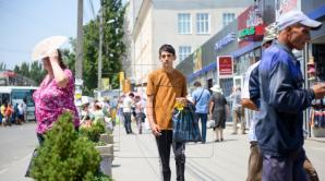 Синоптики: Выходные в Молдове будут знойными