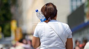 Синоптики снова объявили желтый код метеоопасности в связи с жарой