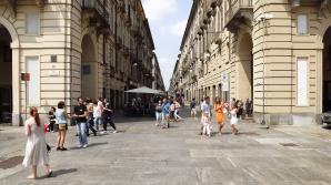 В Италии у пешеходных зон установят металлические барьеры
