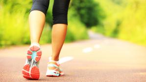 Доказано влияние ходьбы на настроение