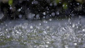 В понедельник на Молдову обрушатся дожди с градом