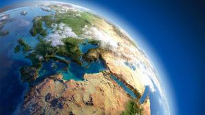 В NASA показали первый снимок Земли с поверхности Луны