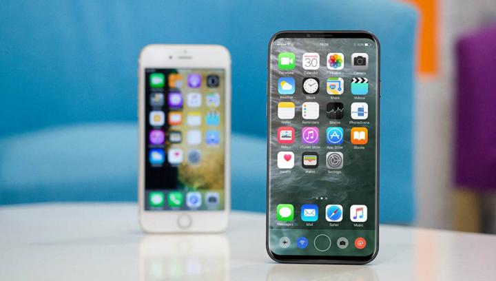 Тим Кук случайно показал iPhone 8