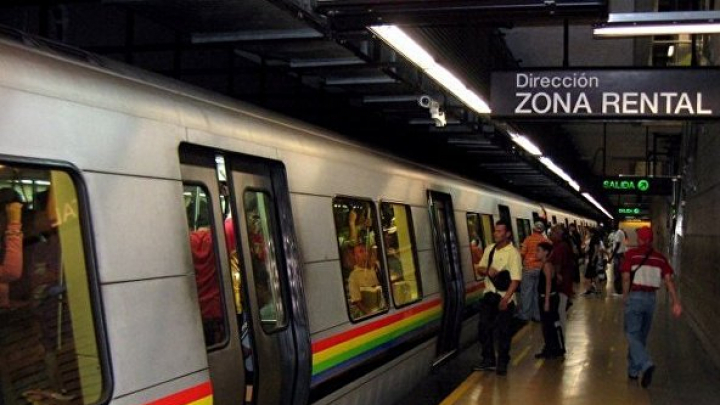 В Венесуэле назвали причину серии взрывов на станции метро в Каракасе