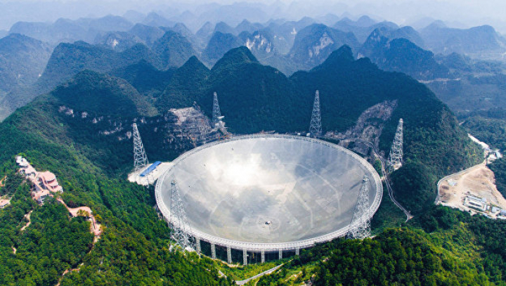 В Китае ищут астронома на должность руководителя крупнейшего в мире радиотелескопа