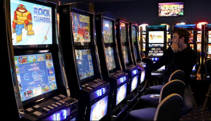 Где в самаре есть игровые автоматы модернизированные игровые автоматы осуществляющих стимулирующую лотерею в сахалинско йобл