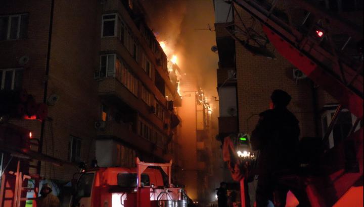 Мощный взрыв напугал жителей Иркутска