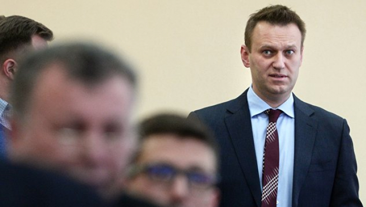 Полиция задержала координатора штаба Навального в Казани
