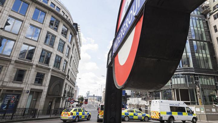 В Лондоне экстренно закрыли станцию метро
