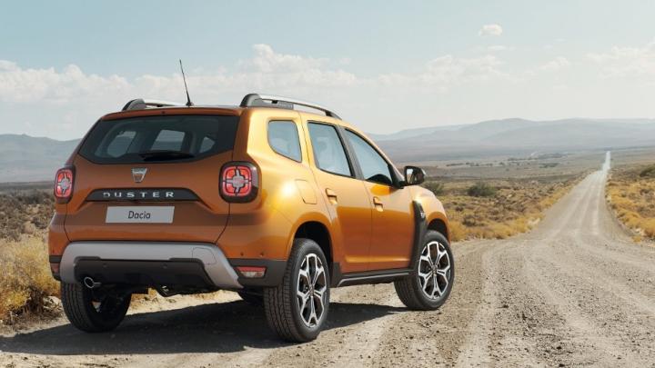 Представлено новое поколение кроссовера Renault Duster