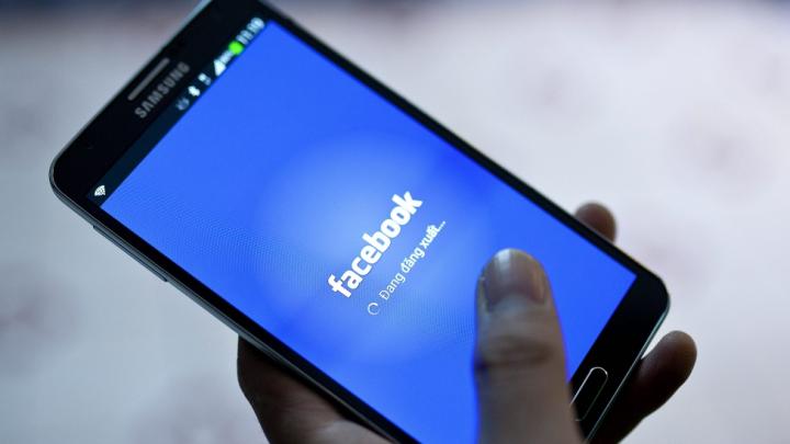 """Застрявшая в бассейне женщина спаслась, написав сообщение в """"Фейсбук"""""""