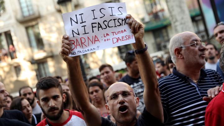 Испания объявила о ликвидации всех участвовавших в атаках террористов