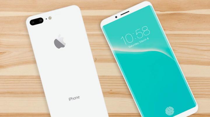 Стартовало производство iPhone 8