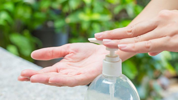 Антибактериальное мыло признали опасным для потомства