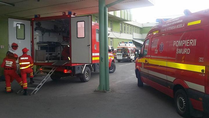 В Яссах разбился самолёт: пилот погиб