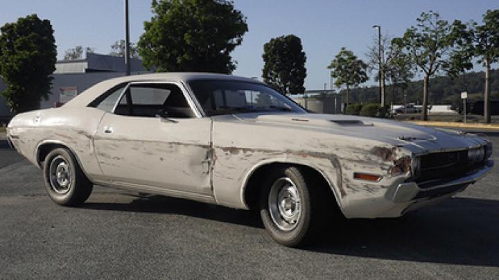 Машину из «Доказательства смерти» Тарантино выставили на eBay