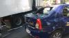 Водитель-новичок на учебной машине попал в ДТП с фурой: фото