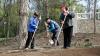 В парке на Рышкановке группа активистов решила регулярно проводить уборку