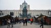Правительственный квартал в Вене отгородят бетонной стеной