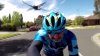 В США птица устроила охоту на велосипедист: видео