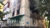 Мощный пожар охватил столичную многоэтажку: видео
