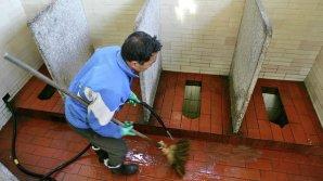 В Кишинёве наблюдается серьёзный дефицит общественных туалетов
