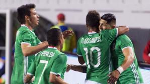 Сборная Мексики по футболу досрочно квалифицировалась на ЧМ-2018