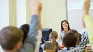 С первого сентября зарплаты учителям повысили на 11%
