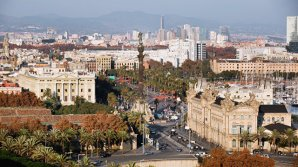 Над Барселоной образовалось токсичное облако