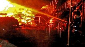 Дети рассказали о подробностях пожара в одесском лагере