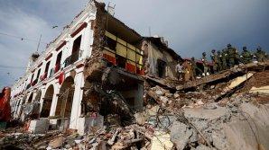 В Мексике произошло землетрясение магнитудой 7,4