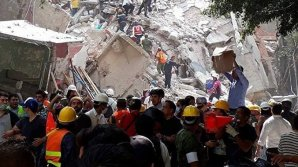 Под завалами школы в Мексике нашли девочку: поиски ещё 5 человек продолжаются