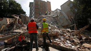 Мексика объявила трехдневный траур по погибшим при сильном землетрясении
