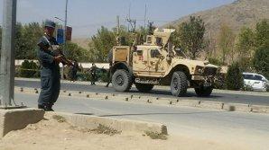 Террорист-смертник атаковал вооруженный конвой в Кабуле