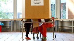 Предварительные итоги выборов в немецкий парламент объявят ночью
