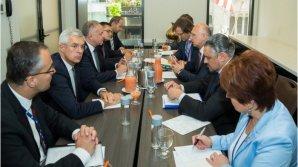 Премьер Молдовы и президент Словакии подтвердили стратегическое партнерство двух стран