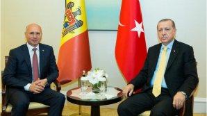 Павел Филип встретился с Реджепом Эрдоганом в рамках сессии Генассамблеи ООН